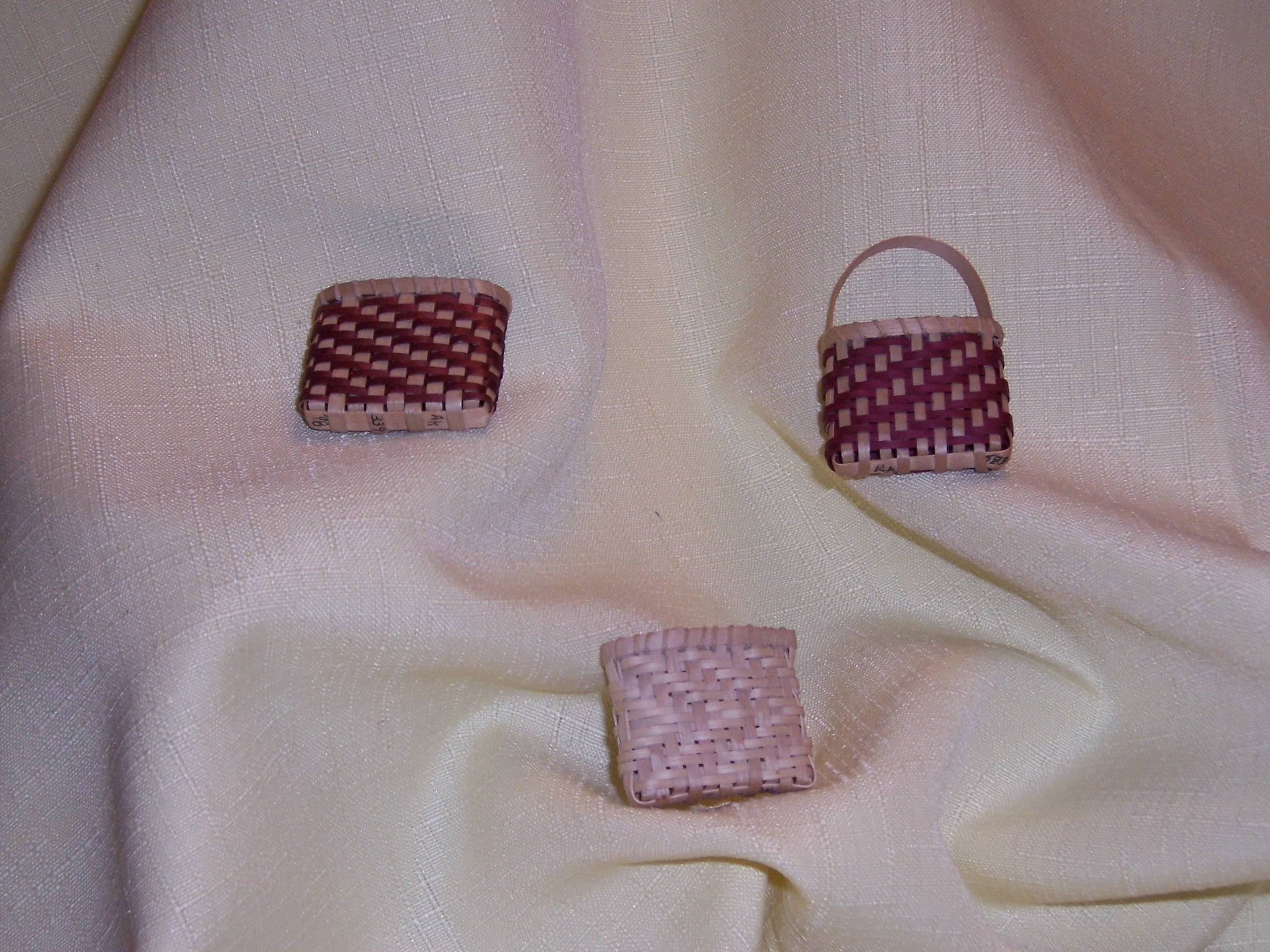 Basket Lapel Pin