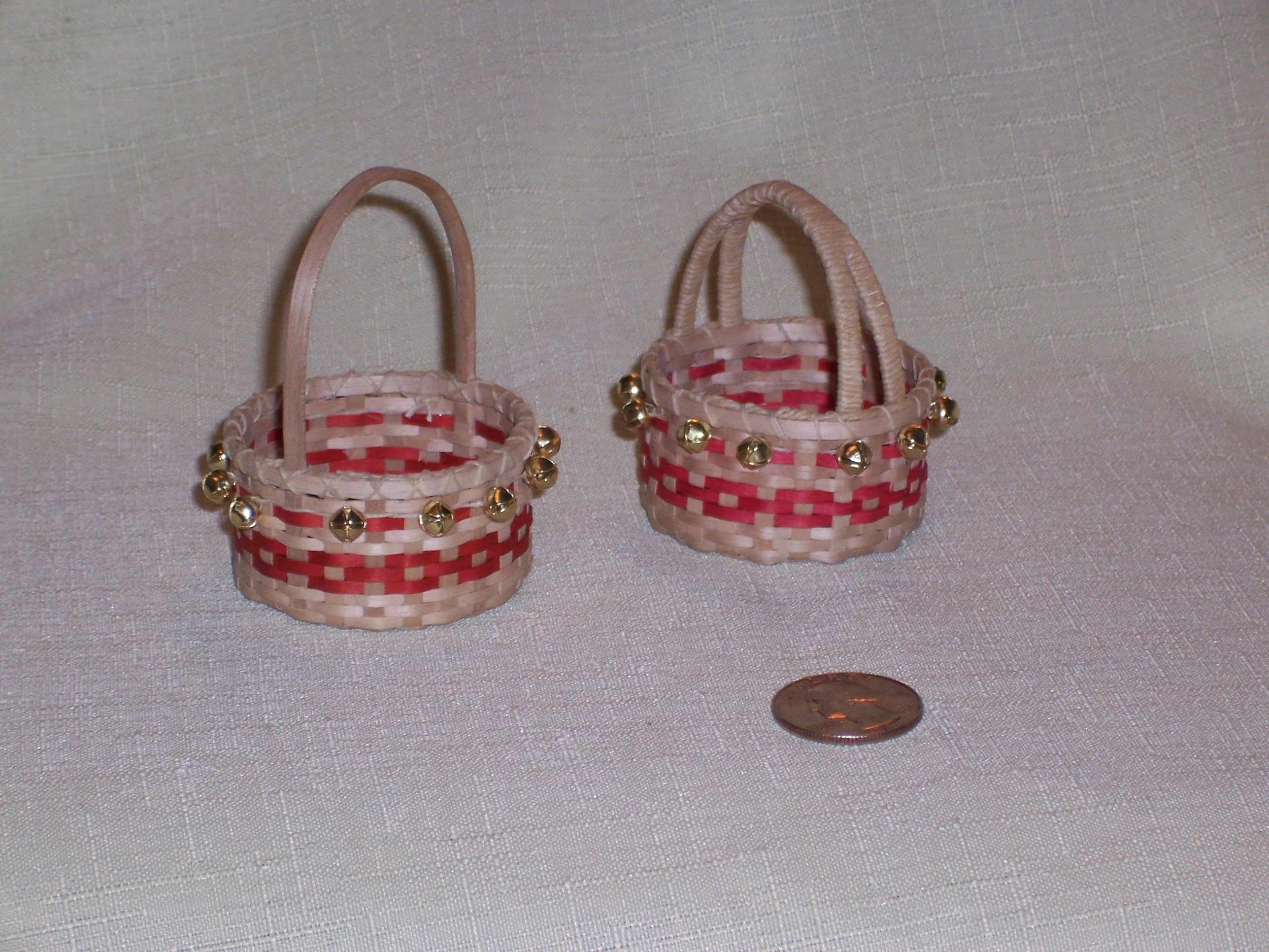 Mini Christmas Bells