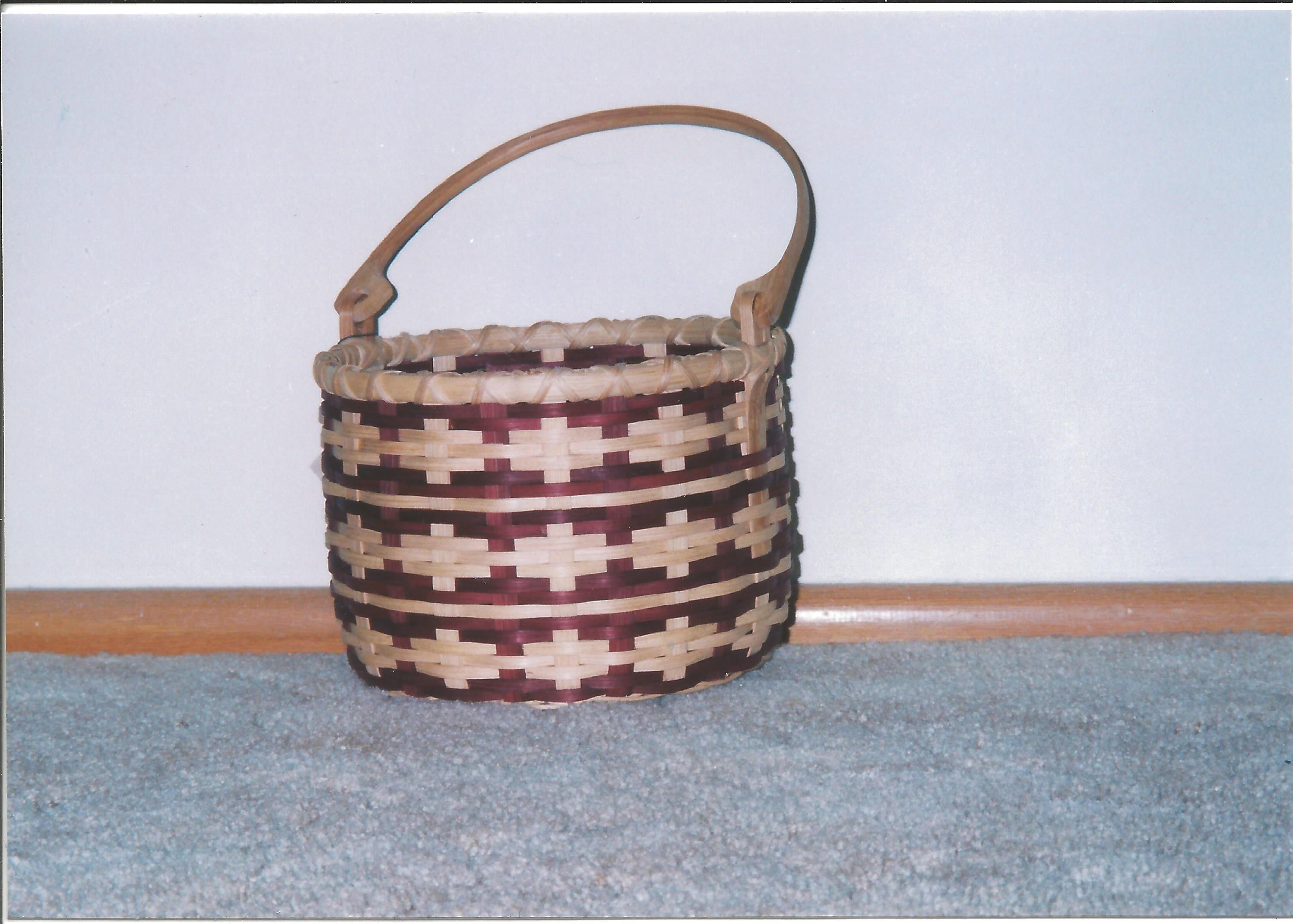 SouthWestern Work Basket