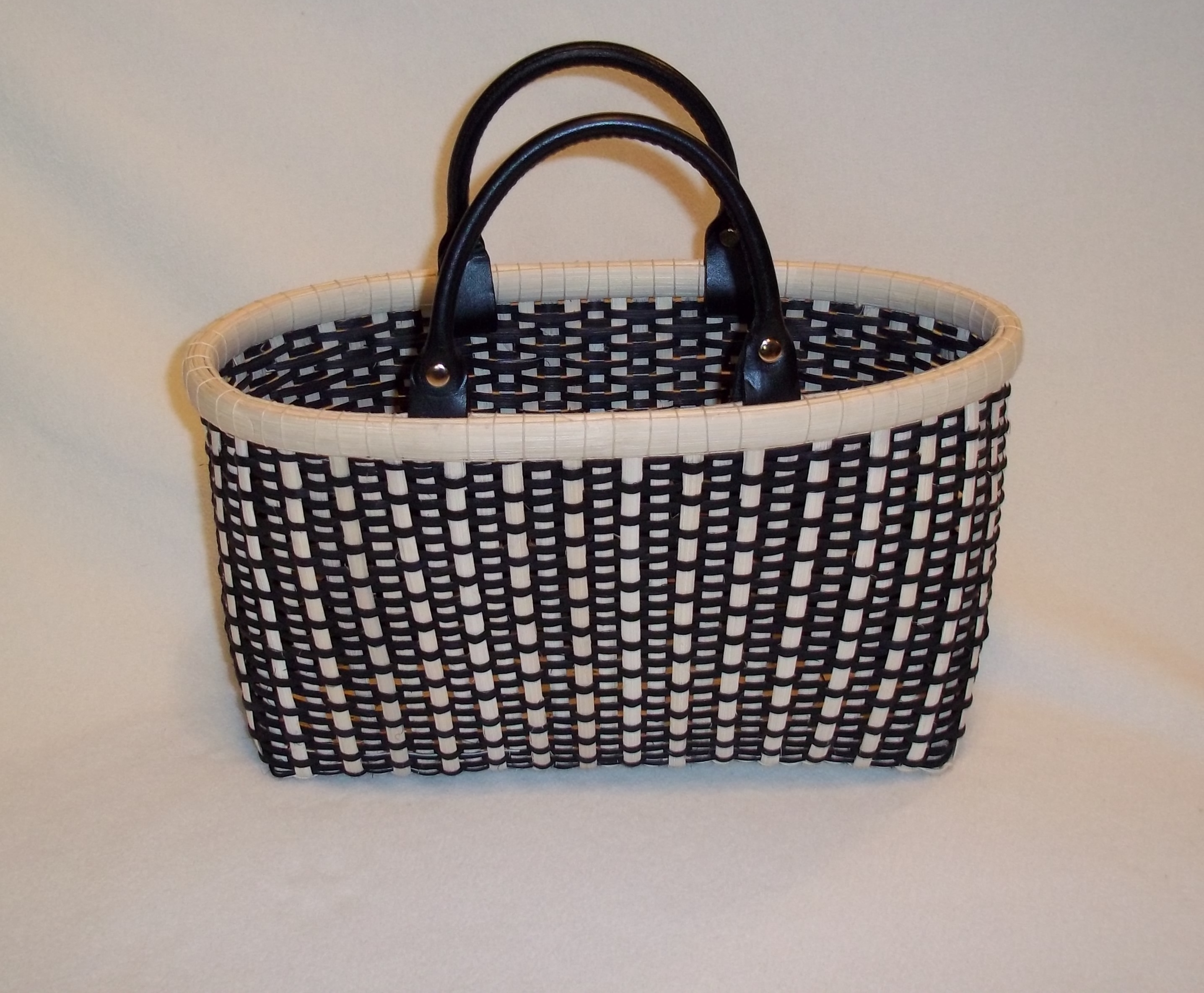 Leather and Lace Tote