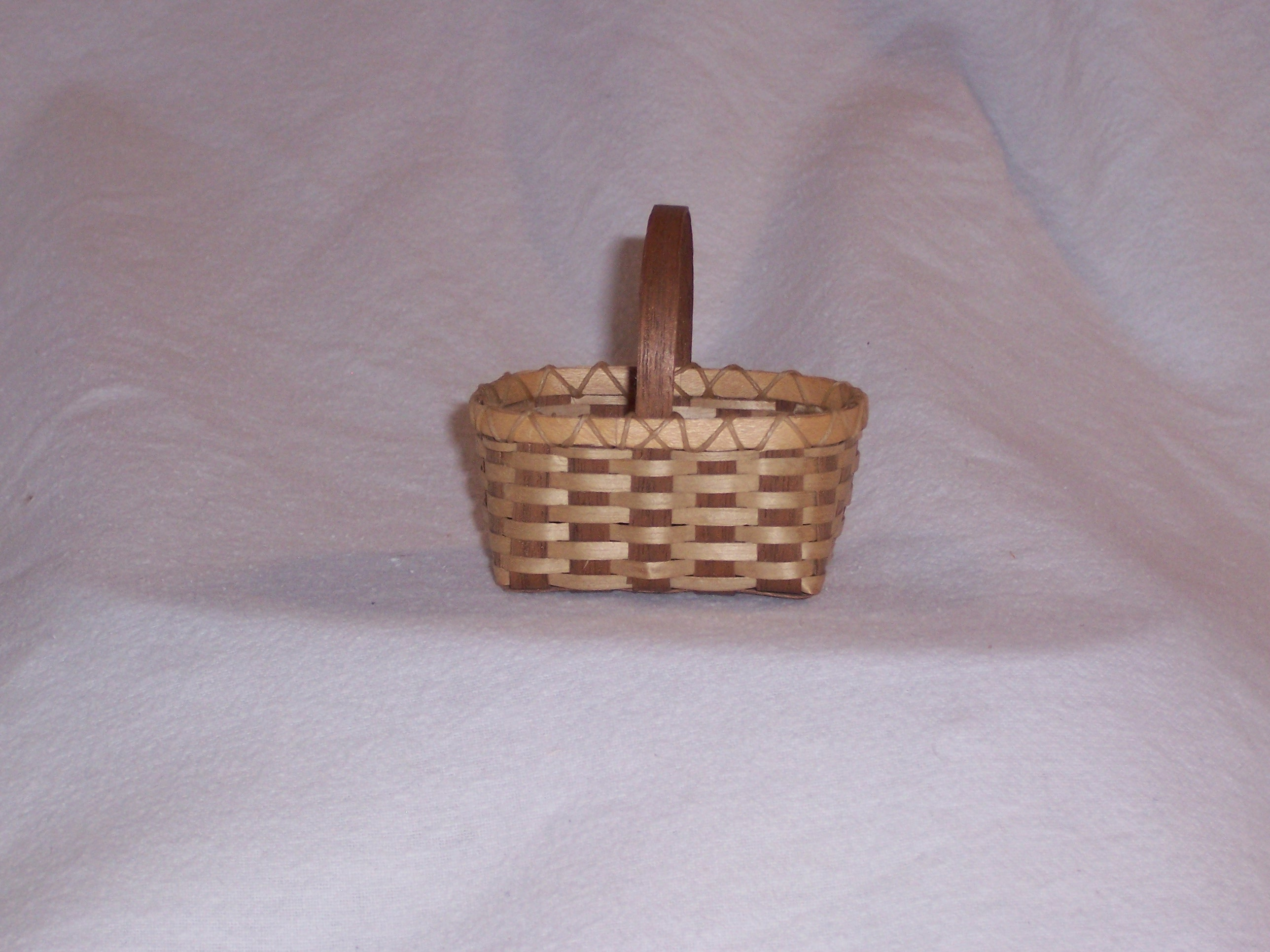 Miniature Market Basket