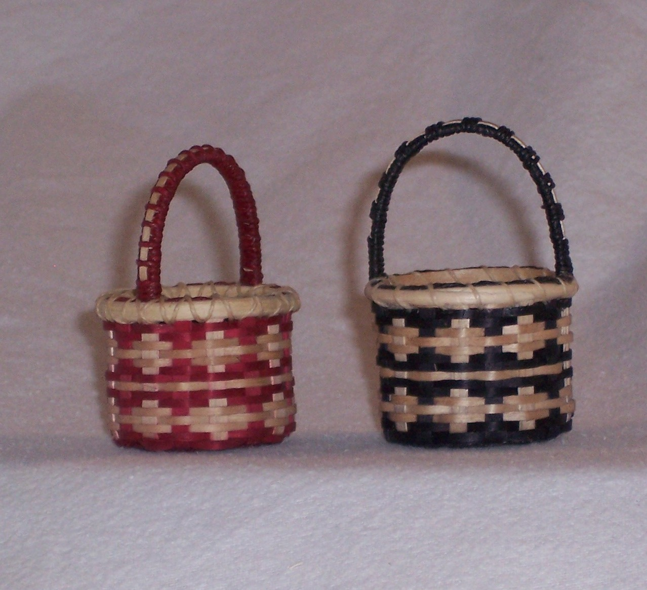 Mini SouthWestern Work Basket