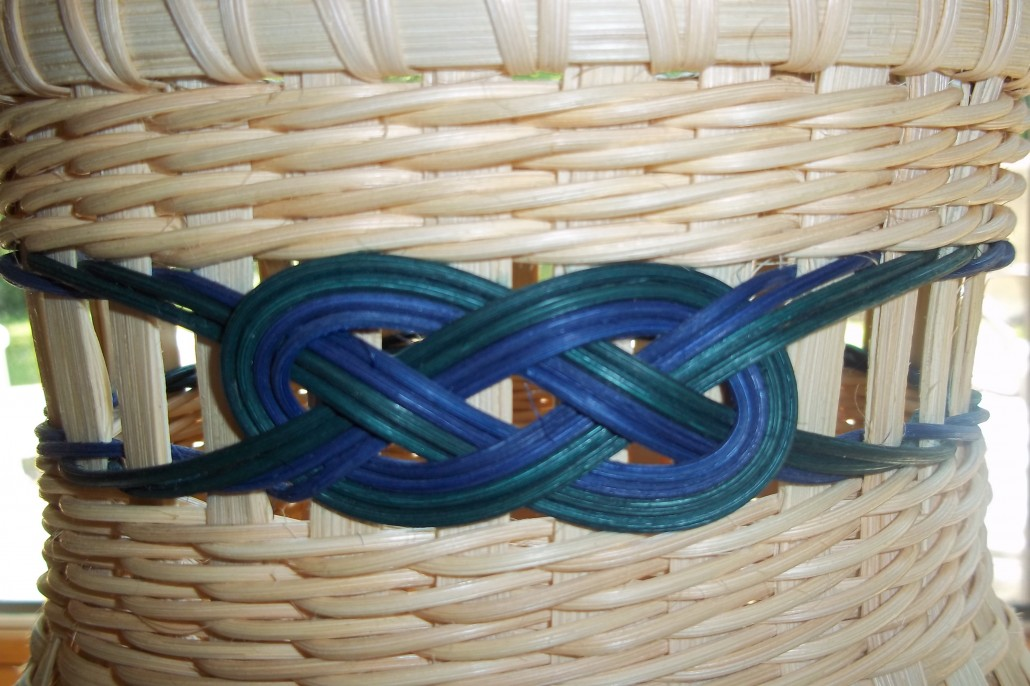Peacock Knot ⋆ PrairieWood Basketry