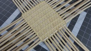 Continuous Weave Filled Base