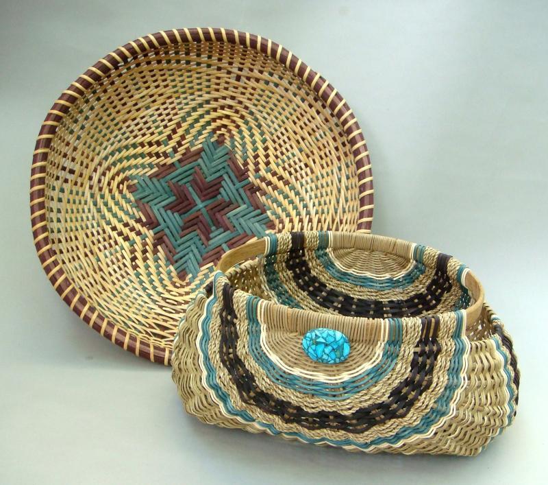 Indian Basket Weaving Kits : Basket event archives prairiewood basketry