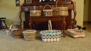 traveling baskets