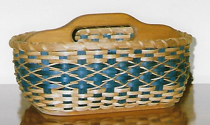 **Japanese Diamond Weave **March 16  a Zoom Weaving Event